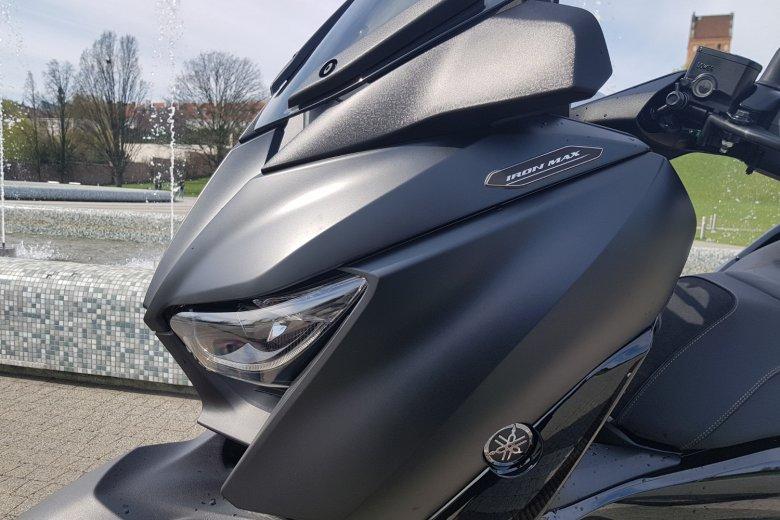 Yamaha X-max 125 Iron Max