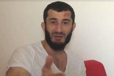 """""""Wczoraj nie miałem okazji..."""". Mamed Khalidov dziękuje kibicom i tylko jednym zdaniem komentuje gwizdy na Narodowym"""