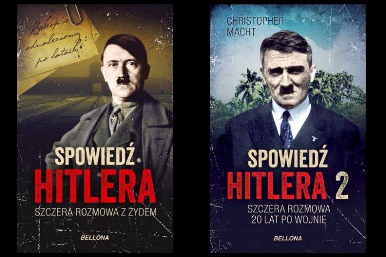 ''Spowiedź Hitlera 2. Szczera rozmowa 20 lat po wojnie'' to książka Christophera Machta, który jest święcie przekonany, że Adolf Hitler przeżył II wojnę światową. Poprzednia część dokumentowała w formie wywiadu życie osobiste wodza III Rzeszy