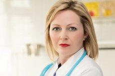 Dr Katarzyna Pogoda, onkolog kliniczny
