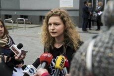 Zuza Karcz, licealistka z Sosnowca, jest jedną z inicjatorek akcji Fala Sprzeciwu wobec projektu totalnego zakazu przerywania niechcianej ciąży.