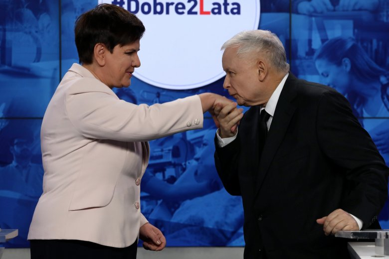 Najnowsze doniesienia sugerują, że to ostatnia wspólna konferencja Beaty Szydło w roli premiera z prezesem PiS.