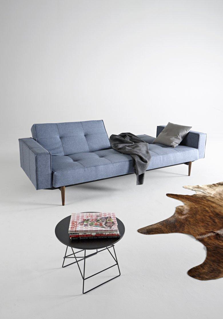 Rozkładana sofa może być zbawieniem!