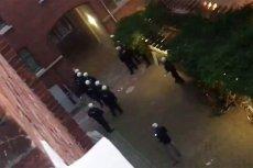 Policja w Hamburgu ma pełne ręce roboty, ale nie zawsze sobie radzi.