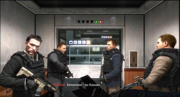 """""""No Russian"""" to prawdopodobnie najbardziej kontrowersyjna misja w grach wideo."""