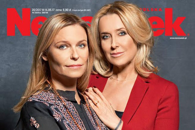 W najnowszym Newsweeku Agata, Paulina i Jan Młynarscy opowiadają o swoim ojcu.