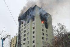 W Preszowie na Słowacji doszło do wybuchu gazu.