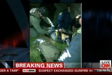 Policja schwytała drugiego zamachowca z Bostonu