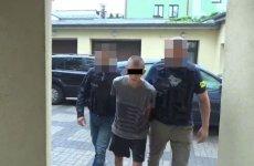 Zatrzymano czterech Ukraińców, którzy rabowali domy mieszkańców Chełma i okolic.