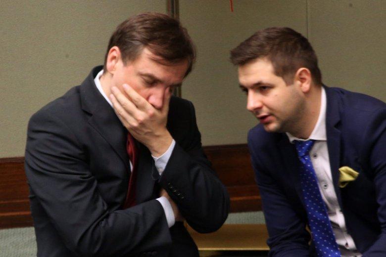 """Patryk Jaki będzie miał na głowie prokuraturę za wypowiedź o """"agencji"""". Kropiwnicki: Kieruję sprawę do sądu"""