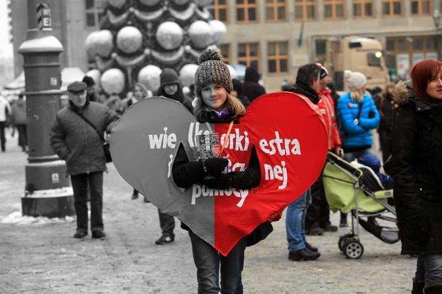 Jerzy Owsiak i jego WOŚP jak co roku znajdą siępod ostrzałem prawicowych krytyków