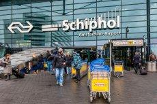 Pijany Polak sparaliżował pracę największego lotniska w Holandii.