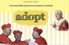 Adoptuj kardynała – internetowaakcja katolików z Jugend 2000 przed konklawe