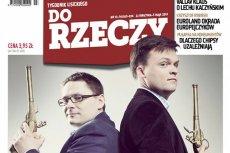 """W najnowszym numerze tygodnika """"Do Rzeczy"""" Szymon Hołownia i Tomasz Terlikowski """"witają w talibanie"""""""