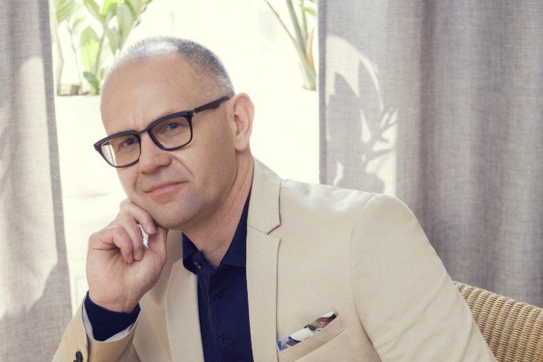 Mirosław Nowak, country manager Grupy Essilor na Polskę i kraje Bałtyckie