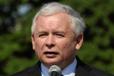"""- Fraza """"zdrajca Tusk"""" jest nasza - przekonuje Kaczyński."""