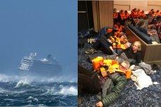 """Rzeczniczka MSZ poinformowała, że na pokładzie statku """"Viking Sky"""" znajduje się Polak."""