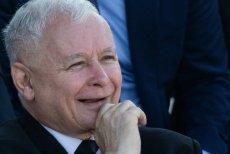 Poseł PiS Marcin Horała zapewnia o poczuciu humoru Jarosława Kaczyńskiego.