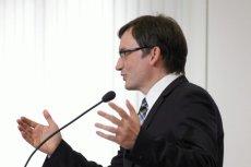 Zbigniew Ziobro będzie jedną z dwóch osób w kraju, które będą mogły zablokować dowolny portal internetowy.