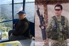 Politycy na całym świecie walczą, strzelają, pływają, trenują. Prezes Jarosław Kaczyński natomiast łowi ryby pod Szczecinem.