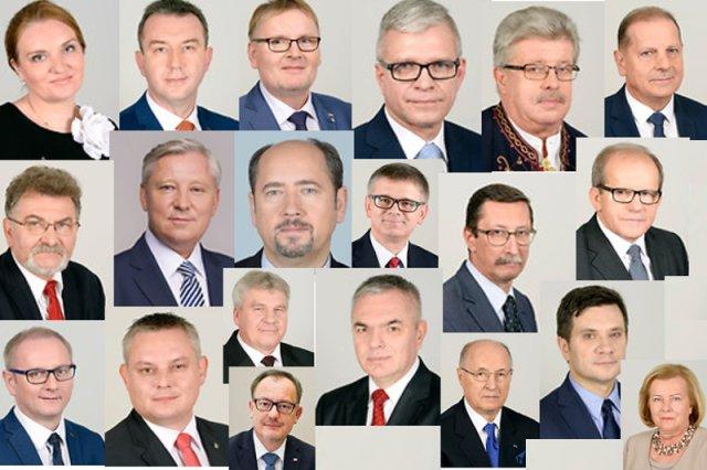 20 bohaterów z PiS. Oto senatorowie, którzy potrafili się sprzeciwić i zagłosować wbrew stanowisku rządu.