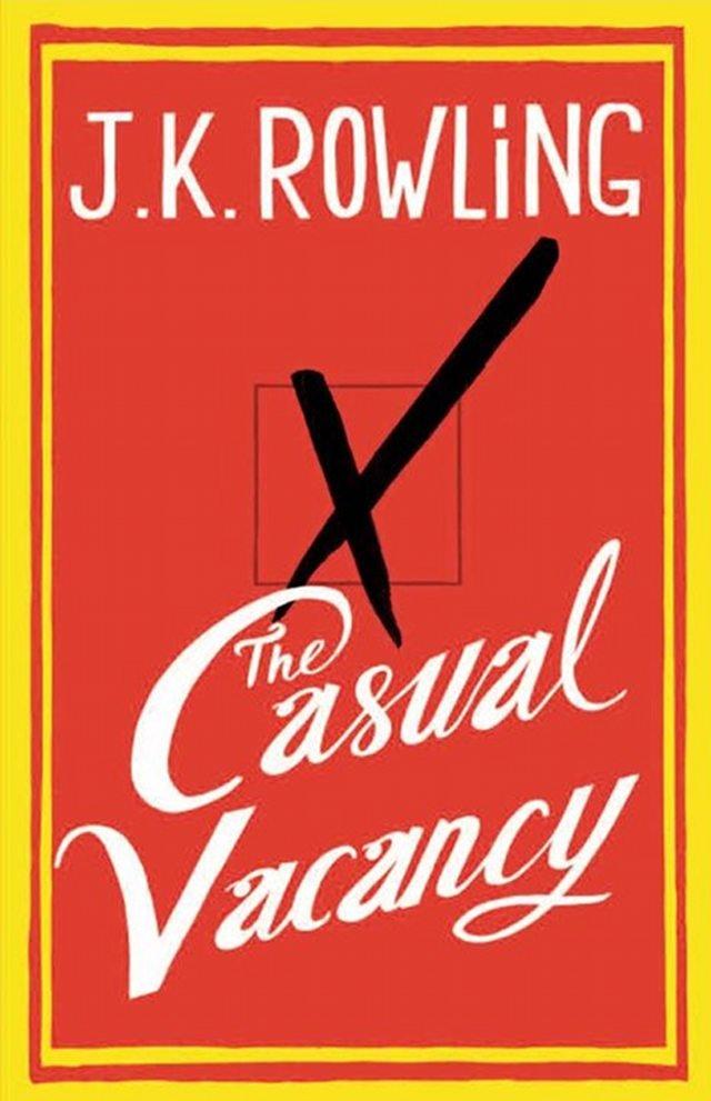 Zaprezentowana niedawno okładka nowej książki J.K. Rowling, którą poznamy w końcu września