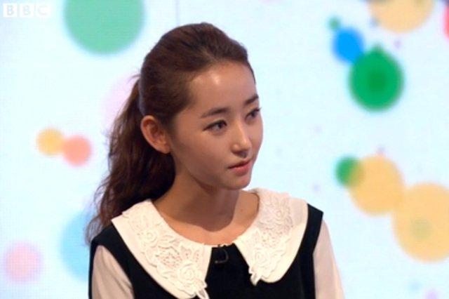 Yeonmi Park opowiedziała BBC m.in. o egzekucjach, które widziała w dzieciństwie