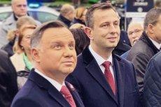 Władysław Kosiniak-Kamysz opublikował w mediach społecznościowych wspólne zdjęcie z Andrzejem Dudą.