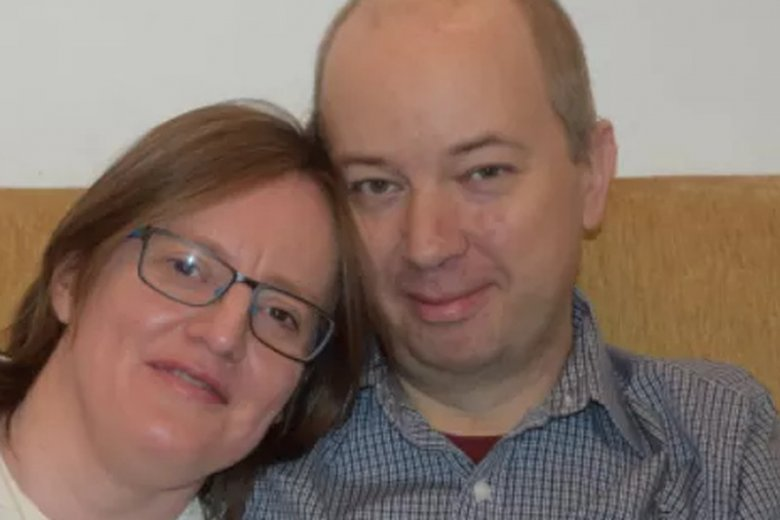 Antek i Aleksandra Bartoszewiczowie. Razem walczyli z chorobą.