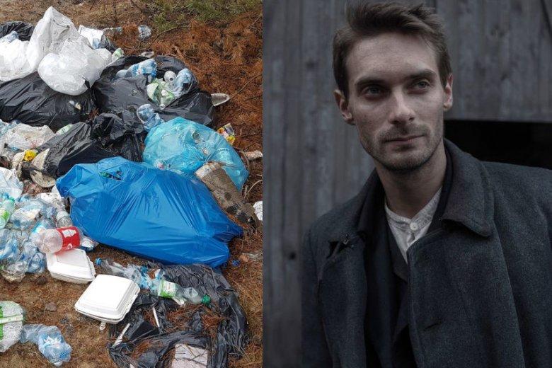 TVP już zapowiedziała, że zajmie się sprawą śmieci zostawionych przez ekipę serialu o Piłsudskim