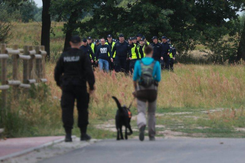 Policja zapewnia, że poszukiwania 5-letniego Dawida będą trwały aż do skutku.
