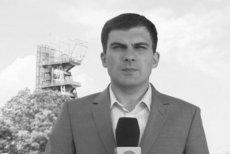 """Wybuch gazu w Katowicach: Zginął reporter """"Faktów"""" TVN Dariusz Kmiecik wraz z rodziną"""