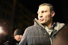 Kliczko ostrzega Putina przed przyjmowaniem Janukowycza do Rosji