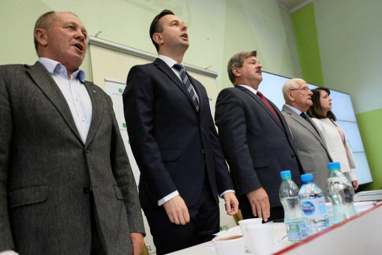 Polskie Stronnictwo Ludowe decyduje o wyborczej koalicji.