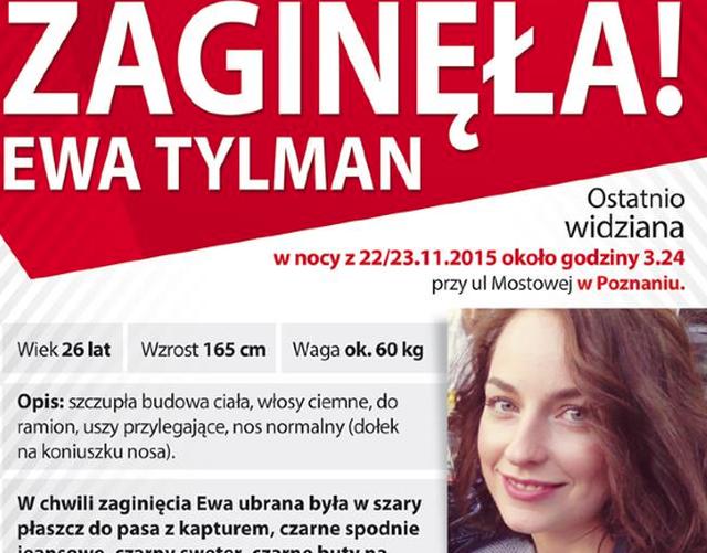 Sprawą Ewy Tylman żyje cała Polska