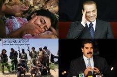 """Afera wokół """"indyjskiego problemu z gwałtami"""", powrót Berlusconiego do wielkiej polityki, Grecja strasząca odesłaniem imigrantów powiązanych z terrorystami za Odrę i upadek Wenezueli to tylko część wydarzeń, które umykaj polskim mediom."""