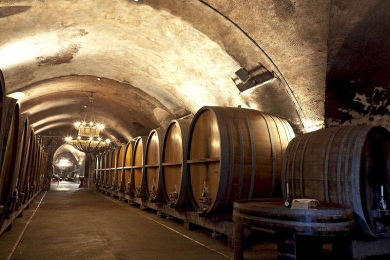 Würzburg, piwnica na wino