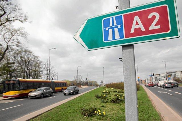 Przejazd odcinkiem autostrady A2 na trasie Nowy Tomyśl-Konin jest droższy od 2018 roku.