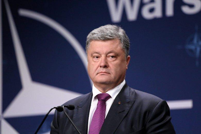 Petro Poroszenko chce wprowadzenia stanu wojennego.