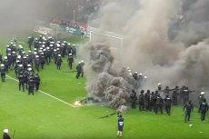 Mecz Lecha Poznań i Legii Warszawa został przerwany. Na jaw wychodzą nowe fakty dotyczące działania kiboli.