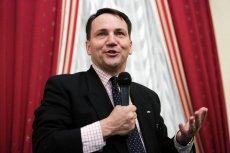 Radosław Sikorski rozmawiał już z Grzegorzem Schetyną i Donaldem Tuskiem. Były minister spraw zagranicznych będzie lokomotywą listy Koalicji Obywatelskiej.