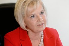 """""""rzeczpospolita"""" donosi, że Lidia Staroń ma zostać szefową komisji senackiej."""