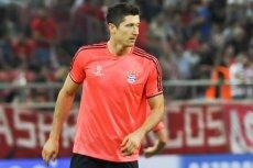 Robert Lewandowski miał się pobić na treningu z innym członkiem drużyny Bayern Monachium.