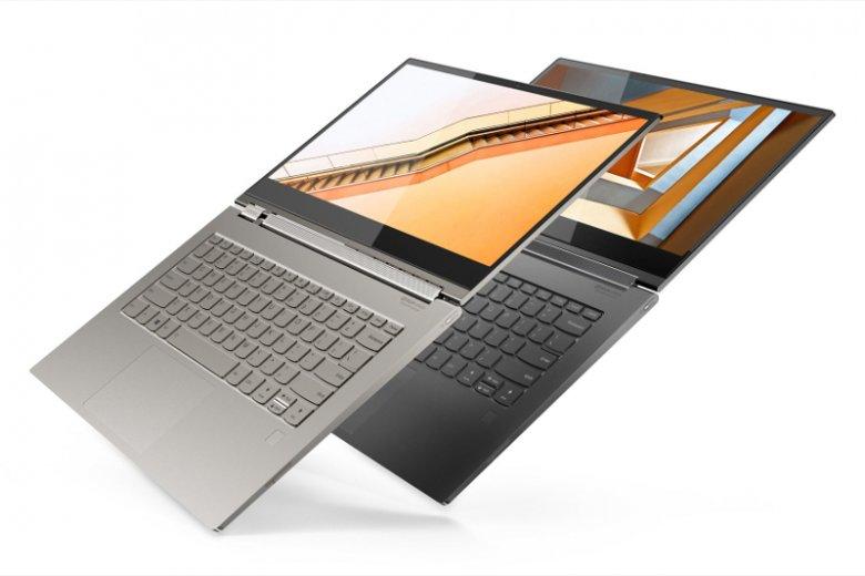 Yoga C930 to laptop zaprojektowany dla osób kreatywnych, które cenią innowacyjność i indywidualność.