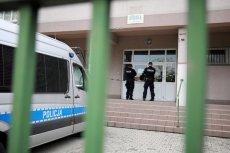 Czterech nastolatków planowało zamach na szkołę w Warszawie