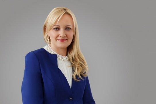 Prorektor ds. naukowych Aneta Wysokińska-Senkus.