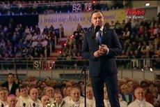 Andrzej Duda przemówił na 25. urodzinach Radia Maryja.