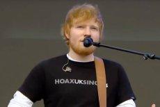 Ed Sheeran po raz pierwszy zagrał w Polsce w 2015 roku.