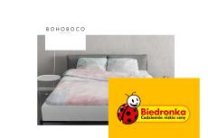 Bohoboco zaprojektowało pościel dla Biedronki