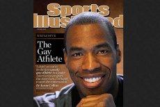 Jason Collins jest pierwszym aktywnym koszykarzem NBA, który otwarcie mówi o tym, że jest gejem.